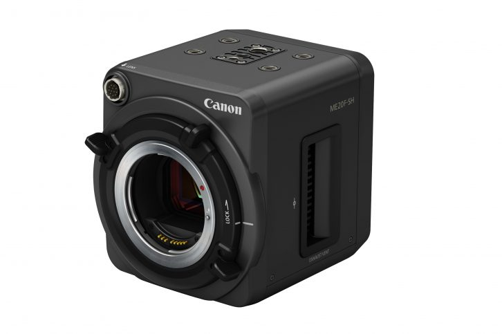 Canon Launches Full Hd Camera For Low Light Conditions